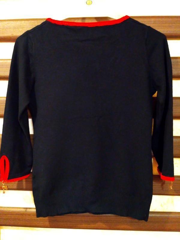 Кофта женская, кофта жіноча, женский свитер, розмір s, в хорошому стані фото №3
