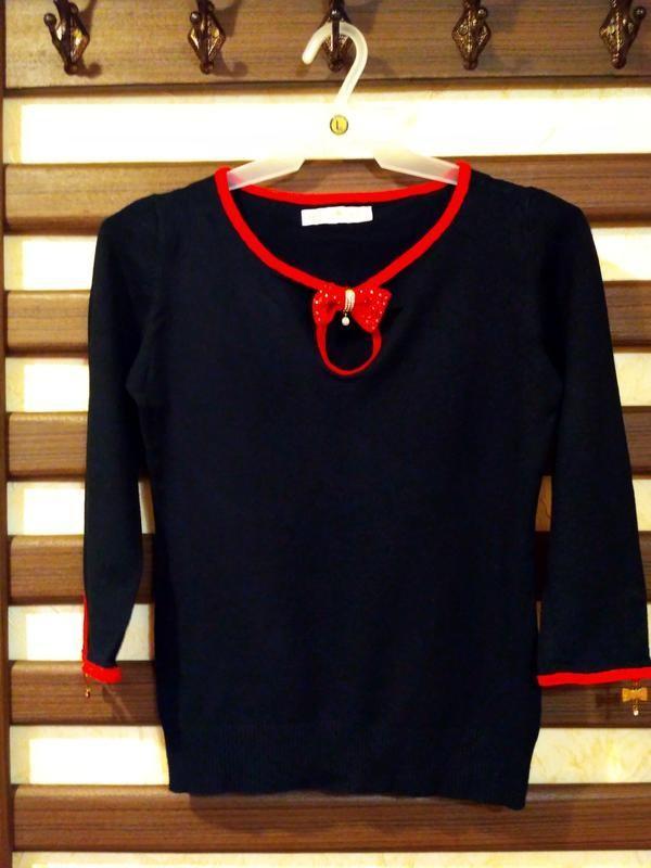 Кофта женская, кофта жіноча, женский свитер, розмір s, в хорошому стані фото №2