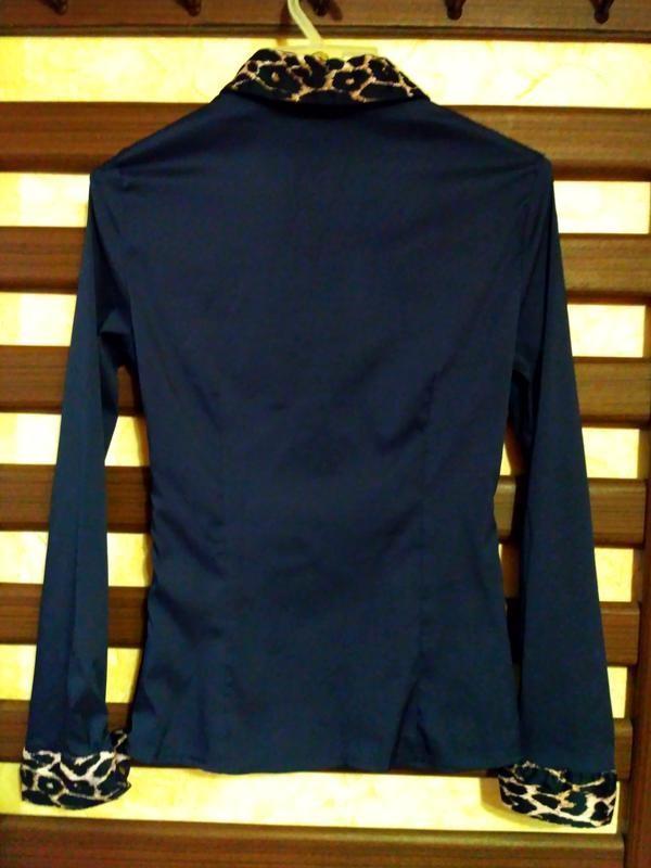 Блуза жіноча, блузка женская, кофта жіноча, елегантна блузка, блуза с воротником фото №5