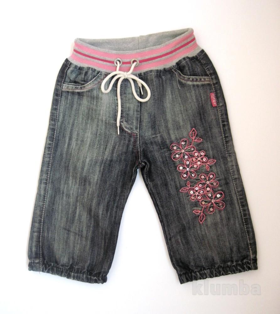 Продам джинсики, размер 80 фото №1