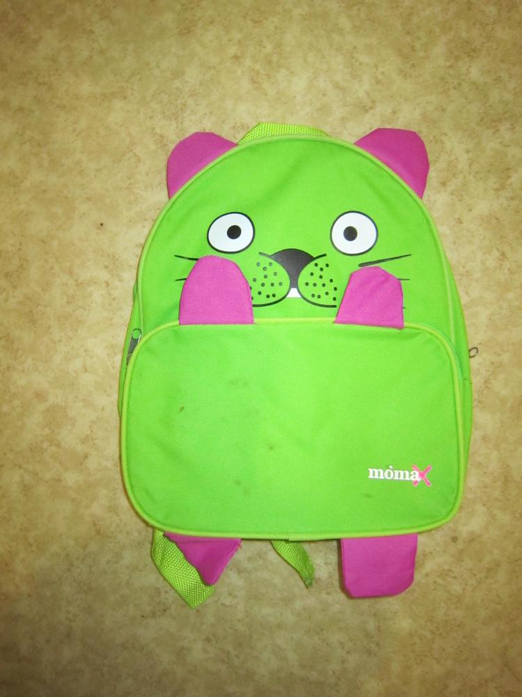 Веселый рюкзак котик фото №1