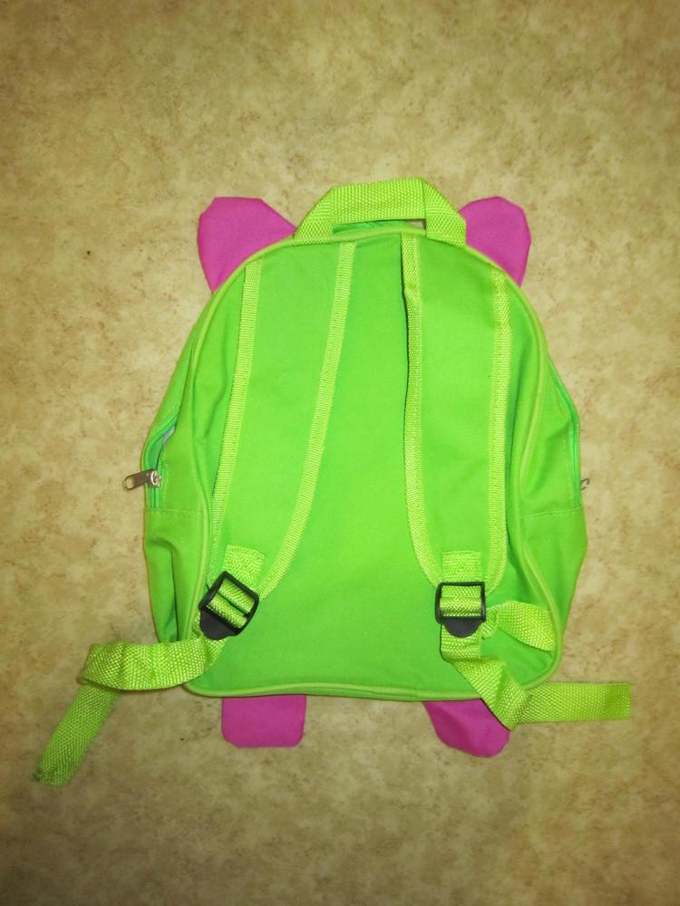 Веселый рюкзак котик фото №2