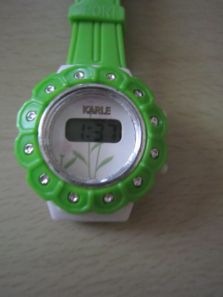 Наручные часы для девочек фото №2