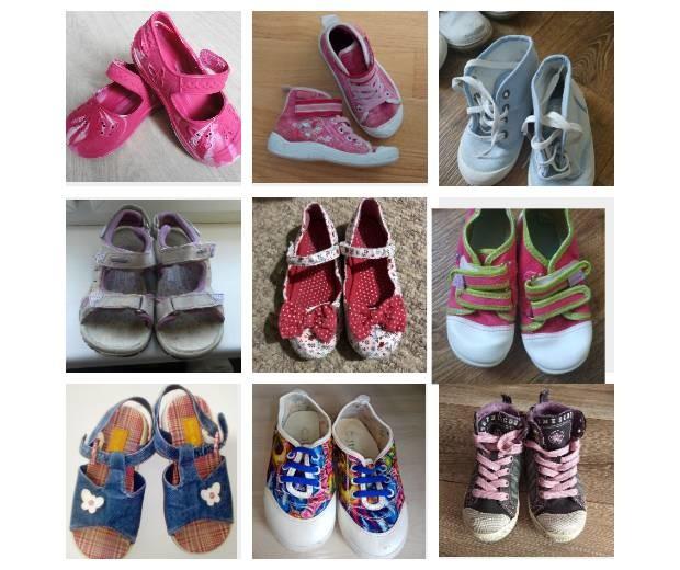 Обувь девочке, 26,27,28р. фото №1