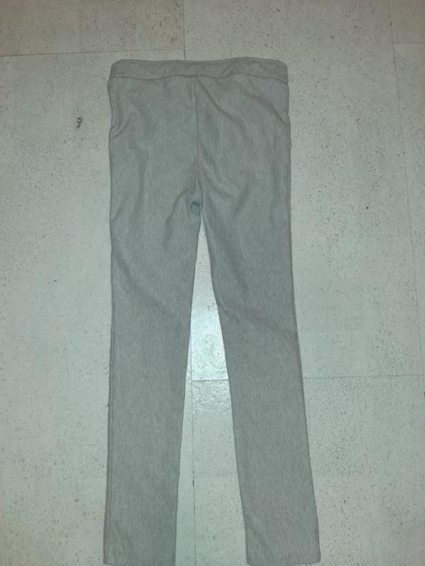 Стильные фирменные леггинсы лосины джинсы штаны h&m фото №3