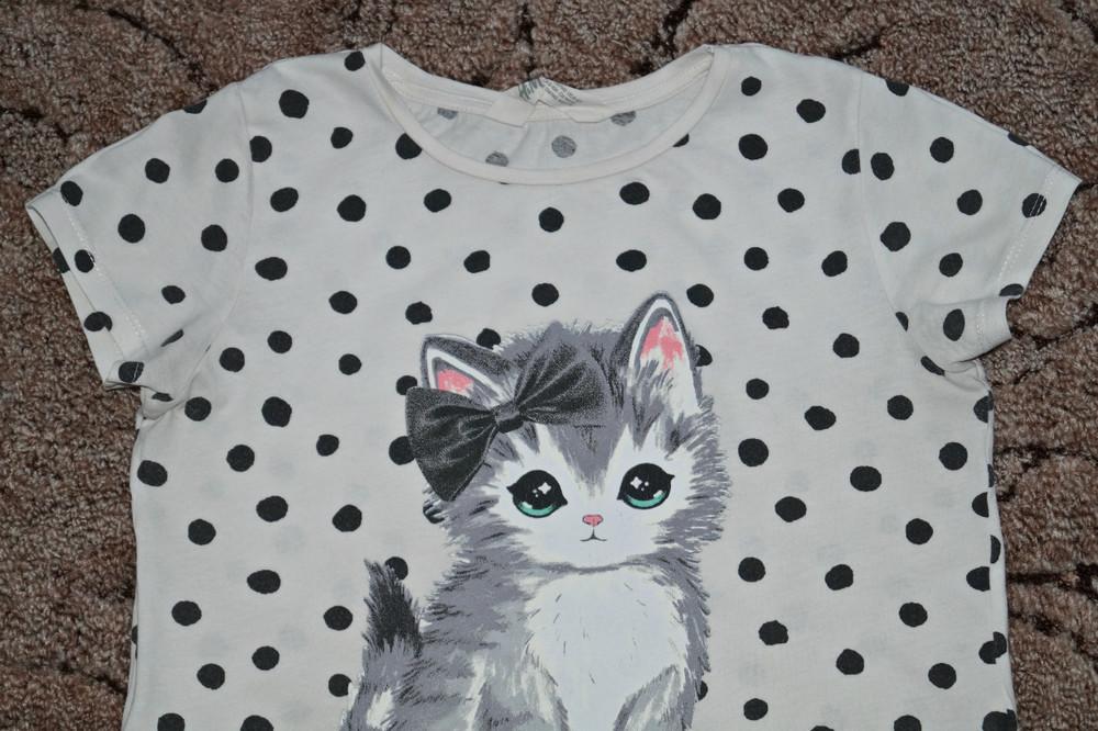 Красивая футболка тм h&m фото №2
