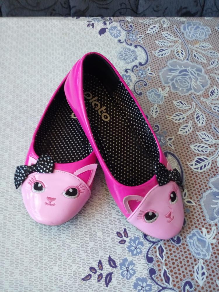 Супер туфельки , для модницы . фото №3