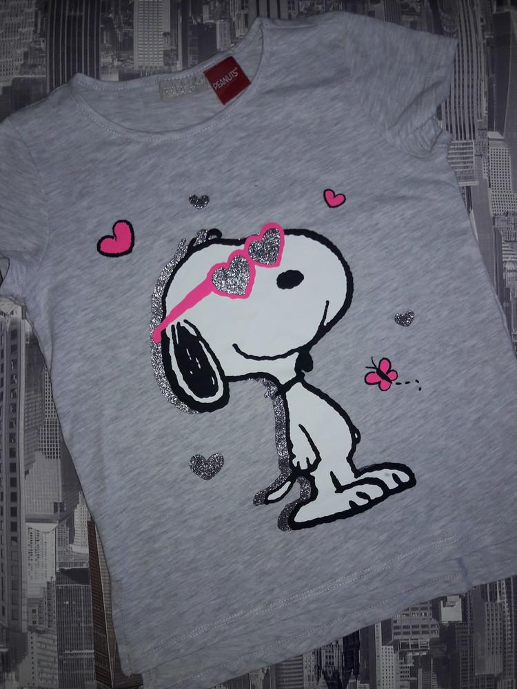 Модные футболочки на 8-9 лет. как новые. фото №2
