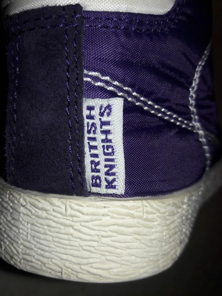Фирменные замшевые кроссовки. фото №5