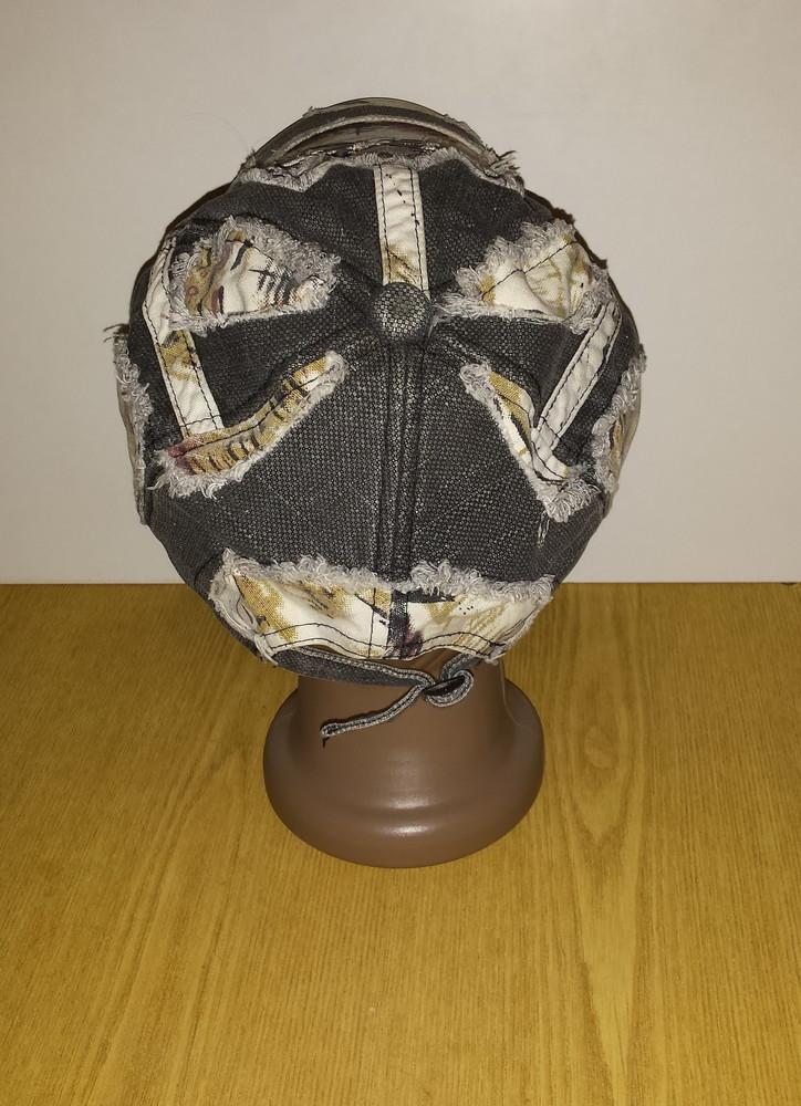 Одежда аксессуары для подростков унисекс головной убор кепка бейсболка об головы 54 см джинсовая фото №3