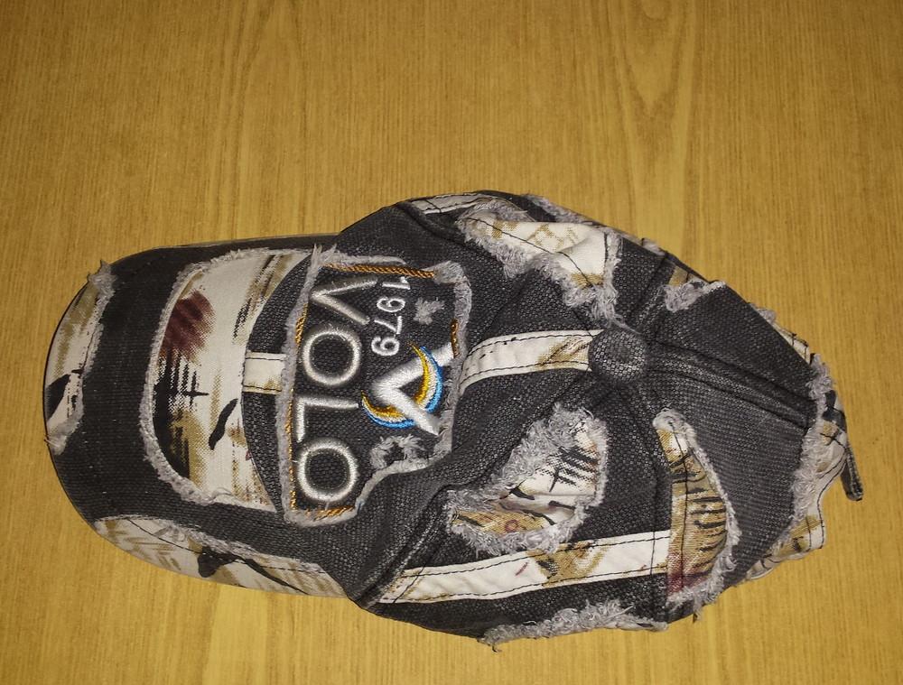 Одежда аксессуары для подростков унисекс головной убор кепка бейсболка об головы 54 см джинсовая фото №4
