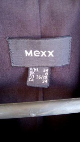 Кожаная куртка mexx, размер s фото №4