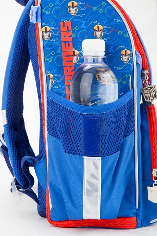 Рюкзак школьный трансформер transformers kite фото №4