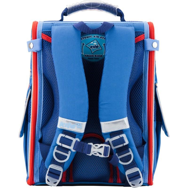 Рюкзак школьный трансформер transformers kite фото №2