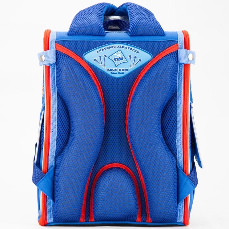 Рюкзак школьный трансформер transformers kite фото №3