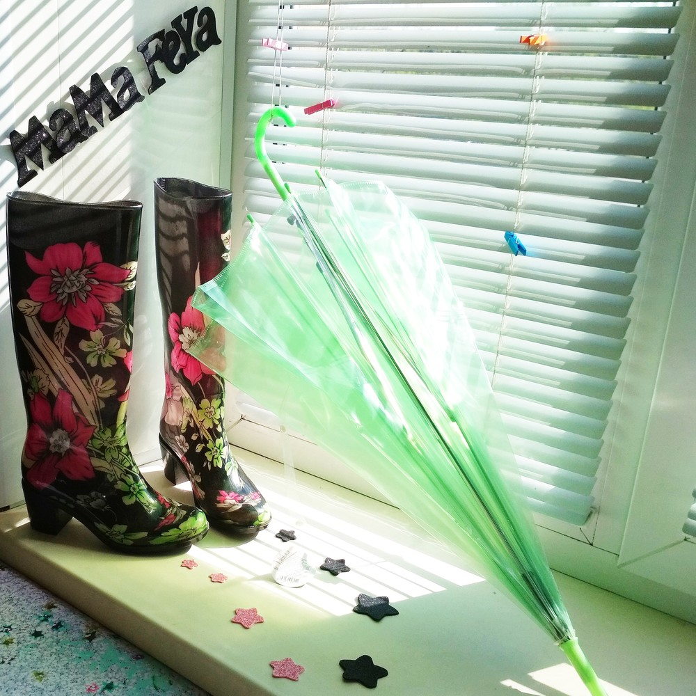 Детский зонт/дитячий зонт mf-002/new-demi фото №3