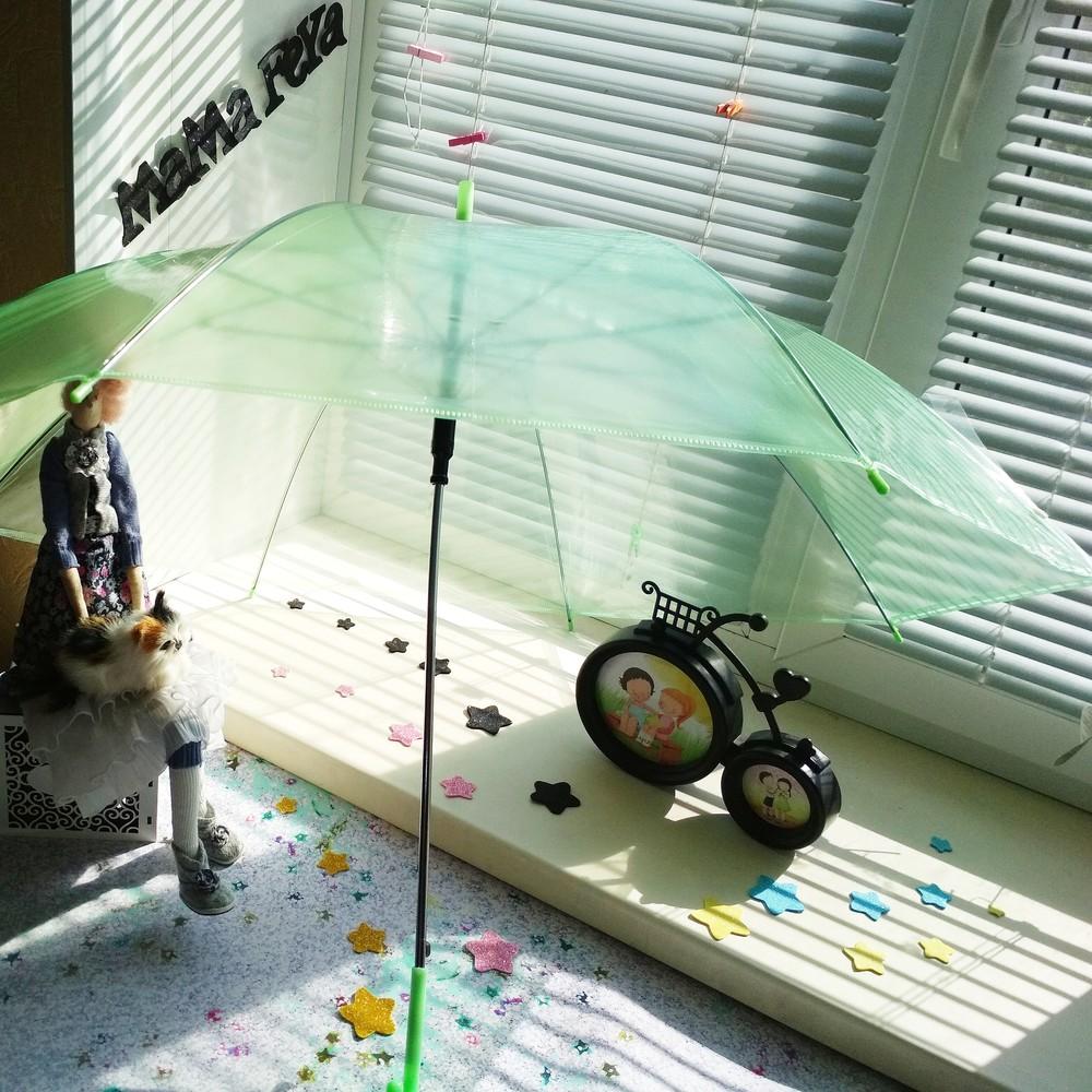 Детский зонт/дитячий зонт mf-002/new-demi фото №4