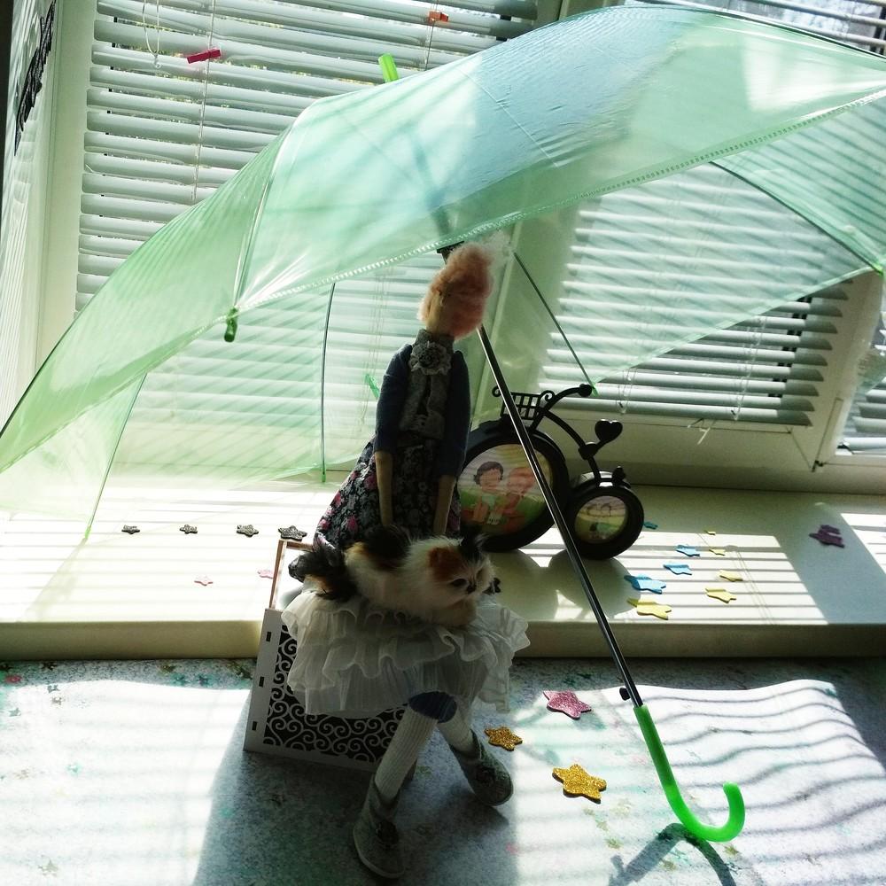Детский зонт/дитячий зонт mf-002/new-demi фото №5