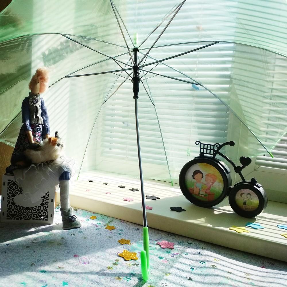 Детский зонт/дитячий зонт mf-002/new-demi фото №6