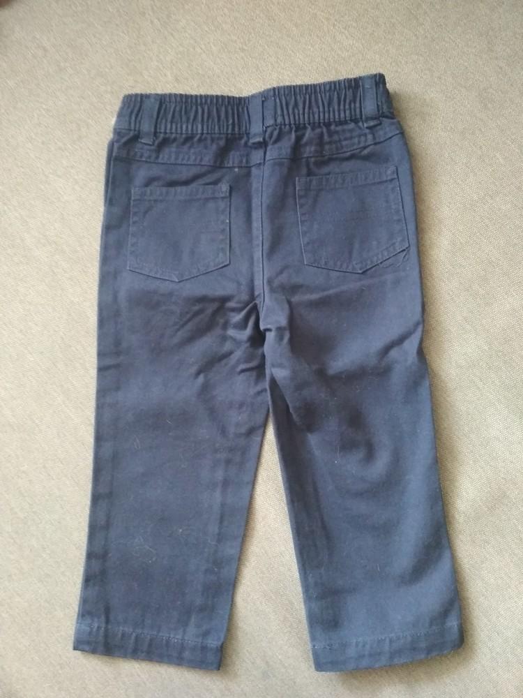 Новые детские штаны брюки carter's (картерс), сша, мальчику, размер 18м, на 1-2 года фото №9