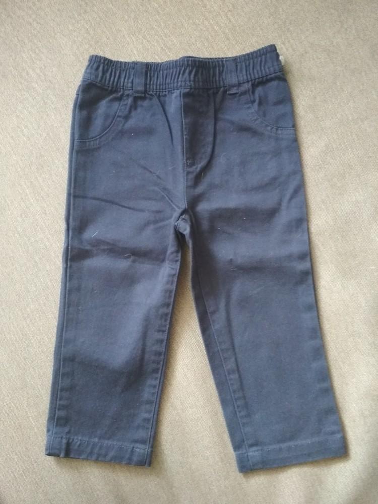 Новые детские штаны брюки carter's (картерс), сша, мальчику, размер 18м, на 1-2 года фото №1