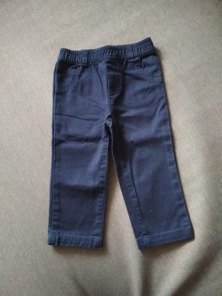 Новые детские штаны брюки carter's (картерс), сша, мальчику, размер 18м, на 1-2 года фото №2