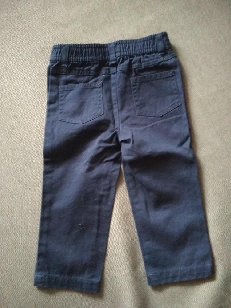 Новые детские штаны брюки carter's (картерс), сша, мальчику, размер 18м, на 1-2 года фото №5