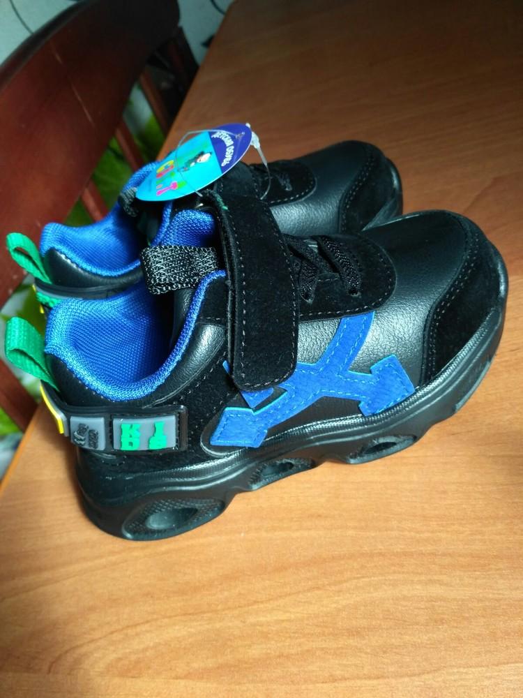 Детские кроссовки, новые фото №1