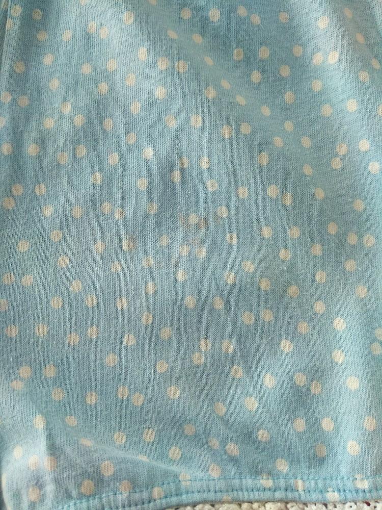 Нежная летняя пижама с цветами next р. 2-3 года фото №5