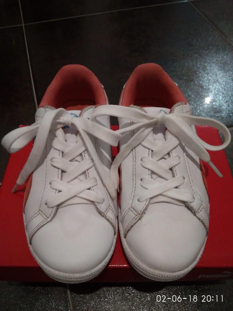 Кросівки puma 32 розмір фото №2