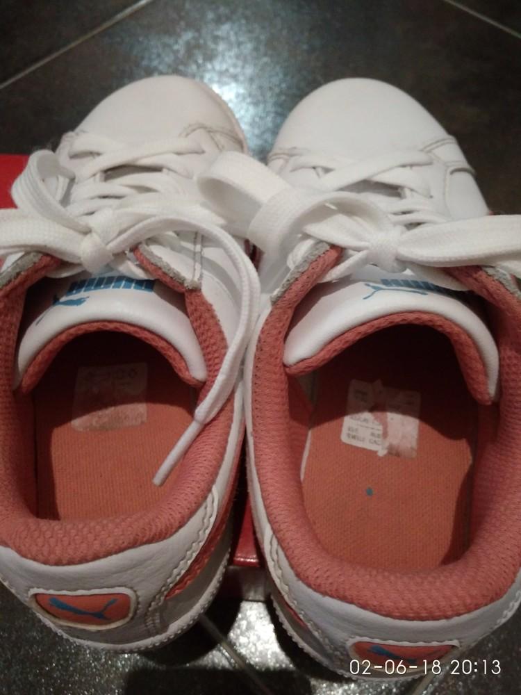 Кросівки puma 32 розмір фото №6