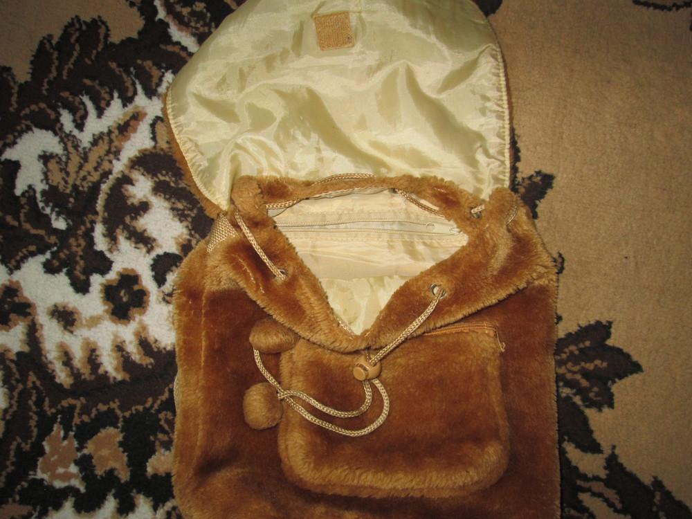 Рюкзачок фото №3