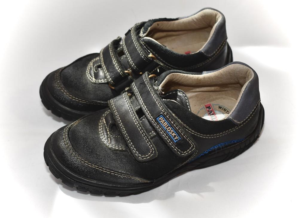 Ботинки, кроссовки, туфли на мальчика pablosky. размер 30 фото №2
