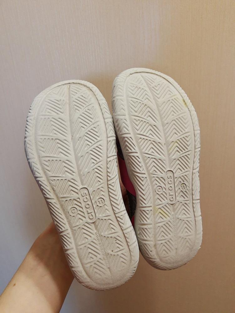 Кроссовки crocs, с11 фото №9
