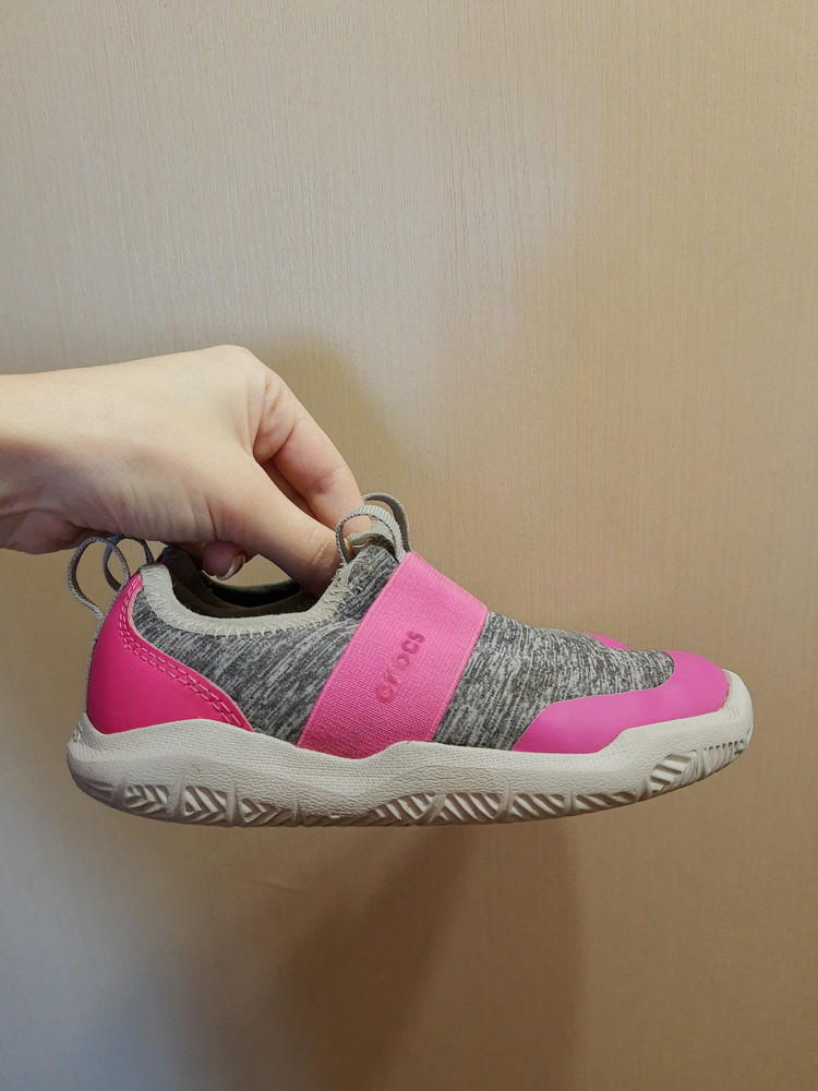 Кроссовки crocs, с11 фото №10