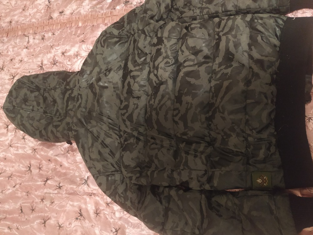 Куртка зимняя фото №2