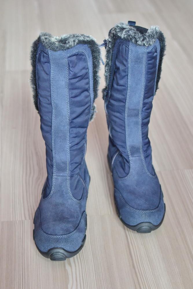 Модные фирменные технологичные сапожки superfit core-tex фото №3