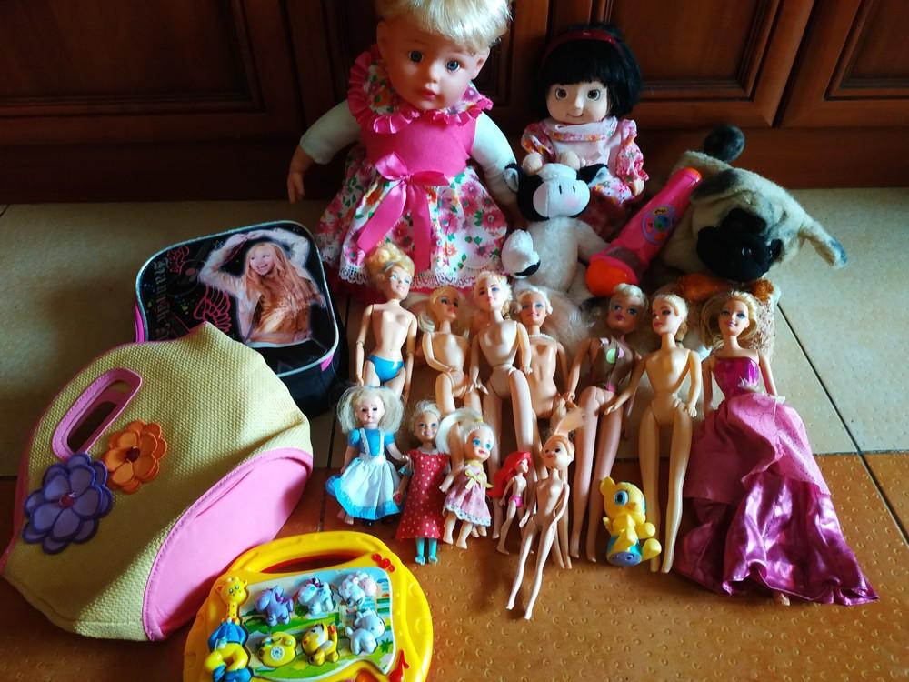 Іграшки ціна за лот фото №1