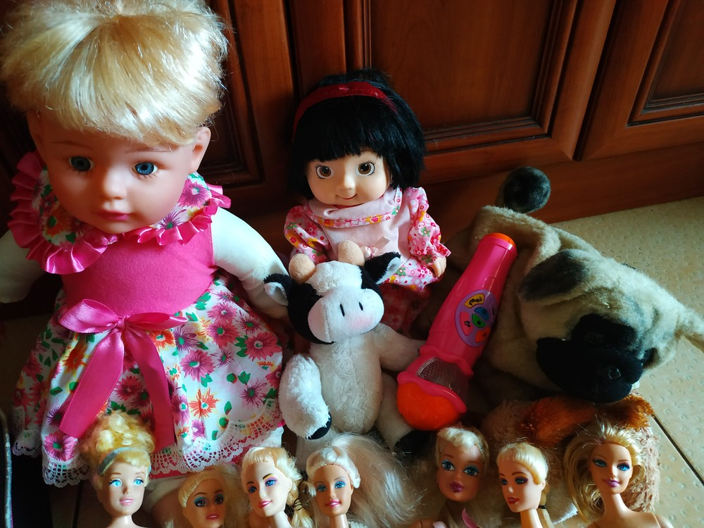 Іграшки ціна за лот фото №3