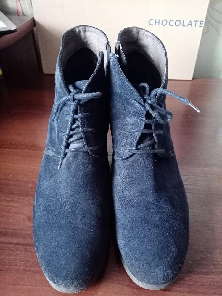 Ботинки-41р фото №3