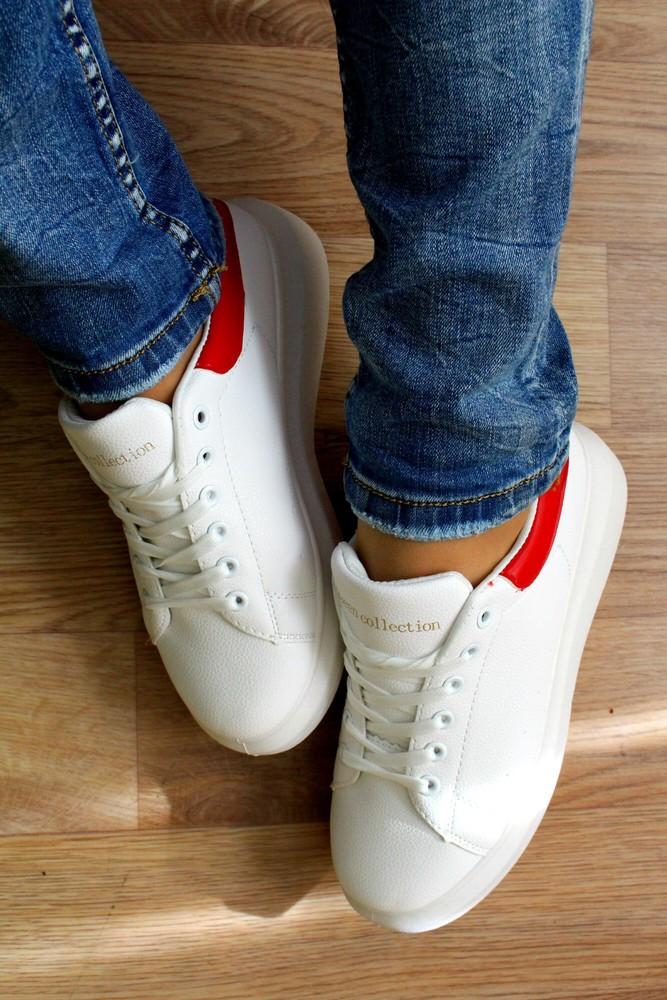 Кроссовки в стиле alexander mcqueen фото №5