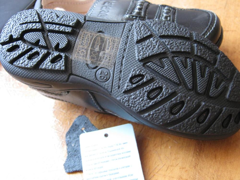 Том.м кожа. туфли-сандалии мальчикам фото №2
