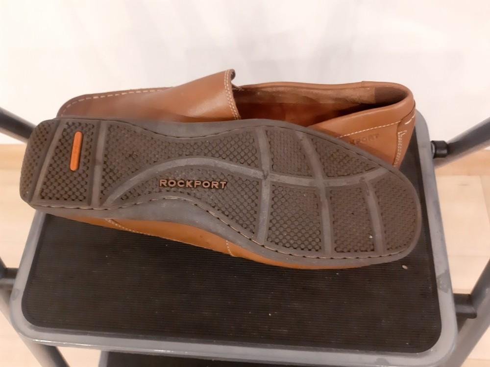 Туфли лоферы мужские rockport by adidas фото №10