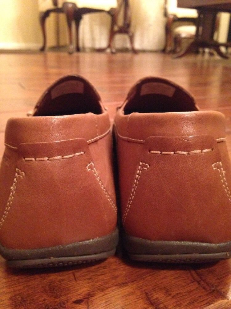 Туфли лоферы мужские rockport by adidas фото №3