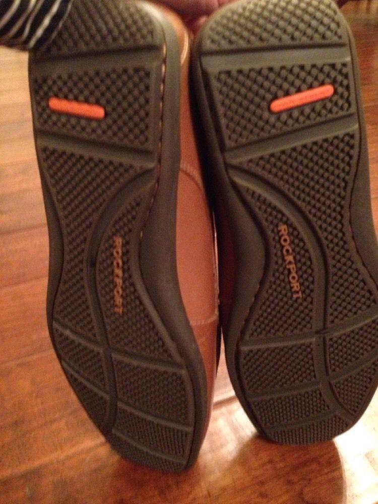 Туфли лоферы мужские rockport by adidas фото №5