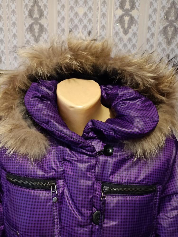 Теплая куртка. размер хл. фото №5