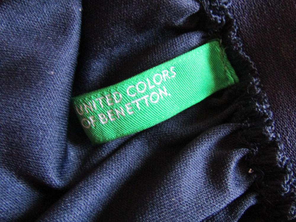 Фирменная юбка-тату из мягкой сетки на подкладке,италия, на рост 118-122 фото №4