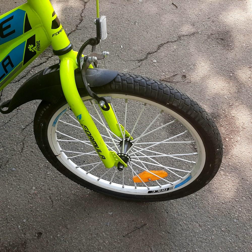Велосипед 20 formula race фото №3