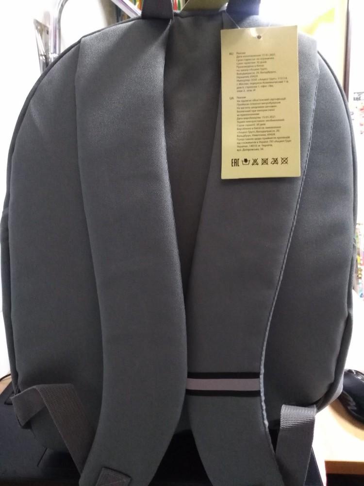 Шкільний рюкзак для старшої школи фото №2