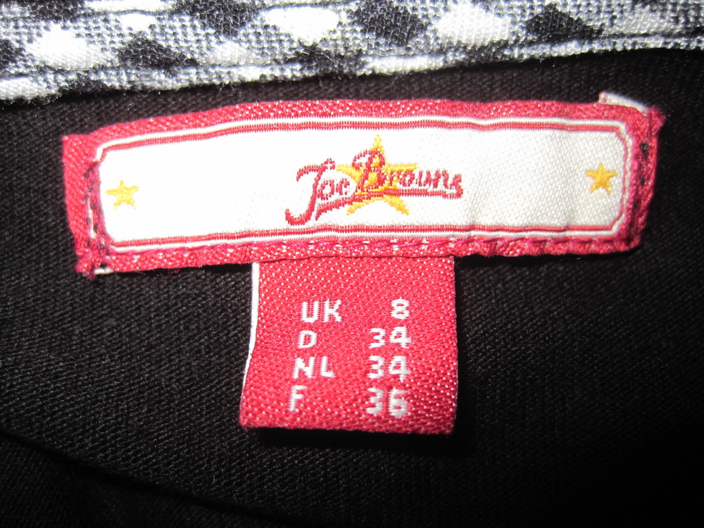 1/736. кофта для девочки. размер 8 (см. замеры). joe brauns. в отличном состоянии!!! фото №4